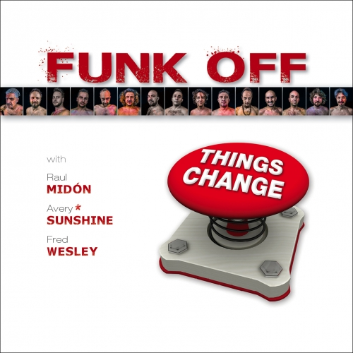VVJ 099 - Funk Off - Things Change