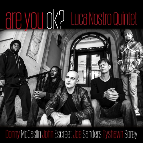 VVJ 102 - Luca Nostro - Are you ok?
