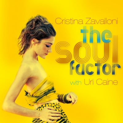 VVJ 094 - Cristina Zavalloni - The soul factor - with Uri Caine