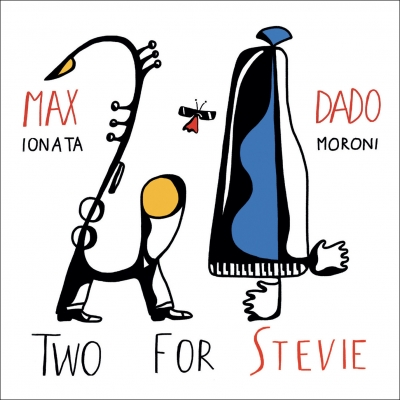 VVJ 096 - Max Ionata e Dado Moroni - Two for Stevie