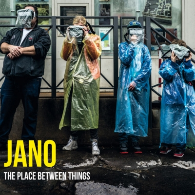 VVJ 118 - Jano - The Place Between Things