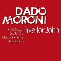 VVJ 089 - Dado Moroni Quintet - Five for John