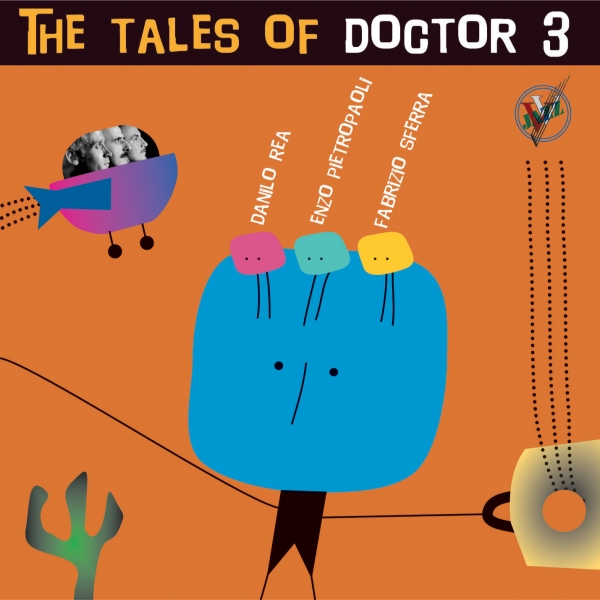 VVJ 016 - Doctor 3 - The tales of Doctor 3