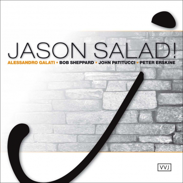 VVJ 014 - Alessandro Galati - Jason Salad [New Edition]